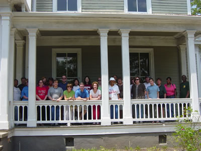 2007 Institute at the Woodrow Wilson Family Home