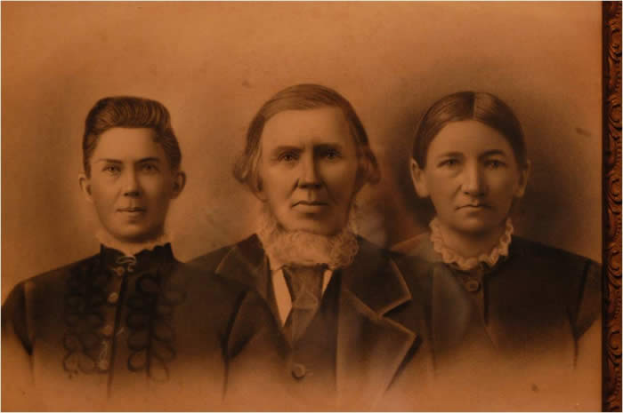 Ivester Family-Walhalla Founding Settlers